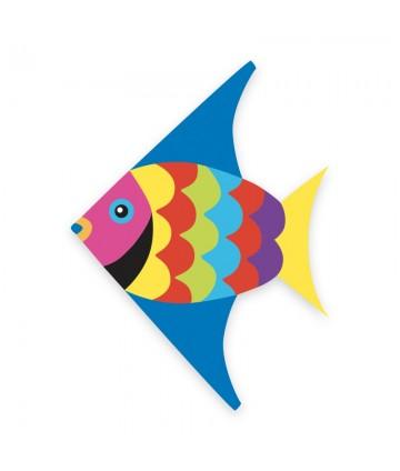 Cerf-volant poisson