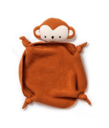 Doudou singe Nils