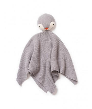 Doudou pingouin Tim