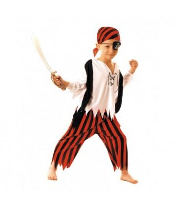 Costume moussaillon pirate...