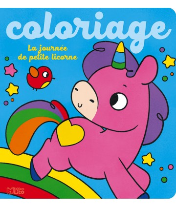 Coloriage - La journée de...