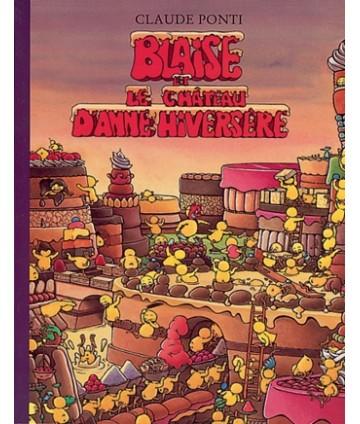 Blaise et le château d'Anne...