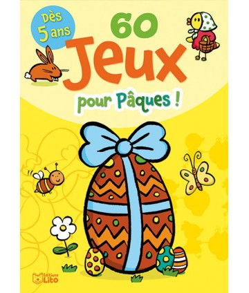 60 jeux pour Pâques
