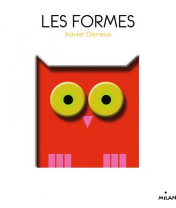 Les formes (tout carton) -...
