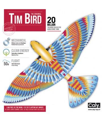 Oiseau mécanique Tim