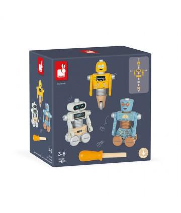 Robots Brico'kids
