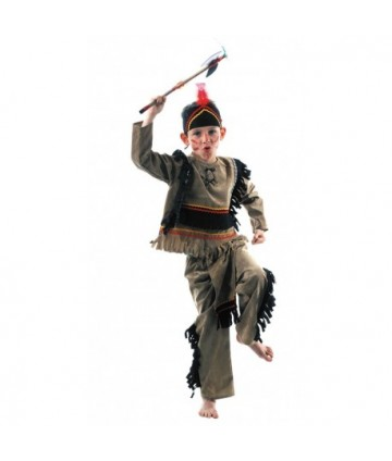 Costume indien sioux 7-9 ans