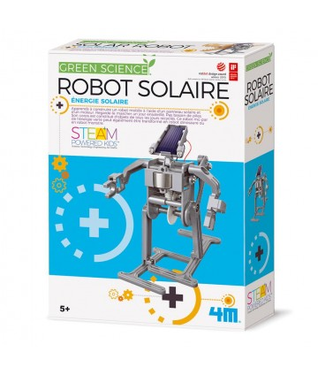 4M Kidzlabs - Robot solaire