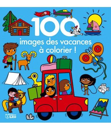 100 images à colorier -...