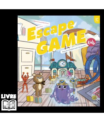 Escape game kids 4 - Pars...
