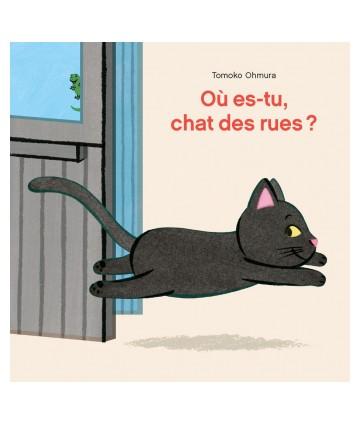 Où es-tu chat des rues ?