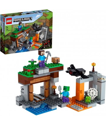 Lego Minecraft - la mine...