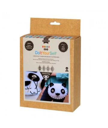Kit couture ton sac panda