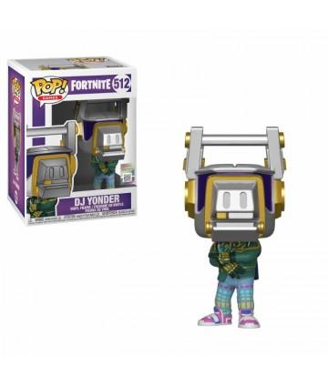 Pop ! Fortnite - DJ Yonder...