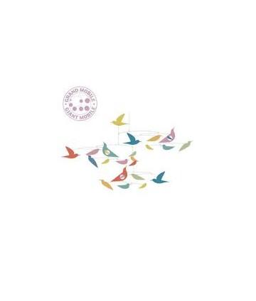 Mobile Katsumi Des oiseaux...