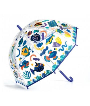 Parapluie magique poissons