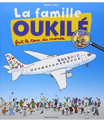 La famille Oukilé fait le...