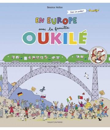 En Europe avec la famille...