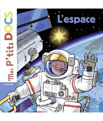 Mes p'tits docs : L'espace