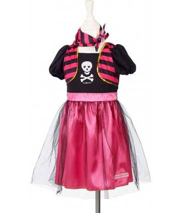 Robe Angelica pirate 5-7 ans