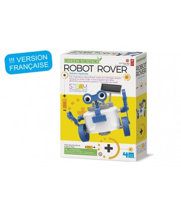 4M Green science : robot rover
