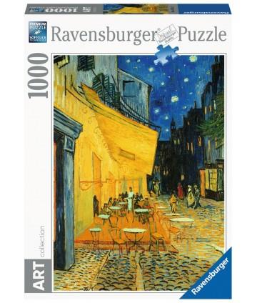 Puzzle - Terrasse de café...