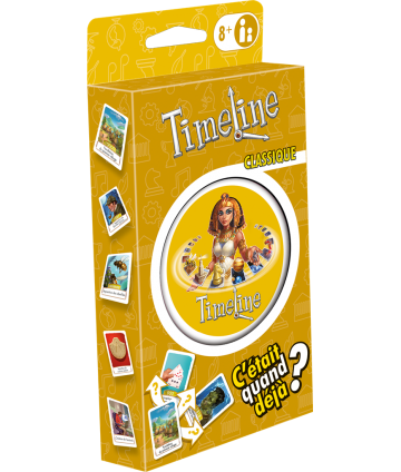 Timeline Classic (blister eco)