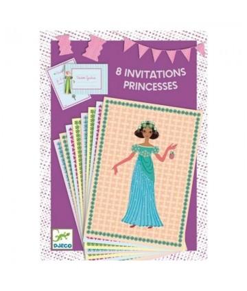 Invitation des Princesses...