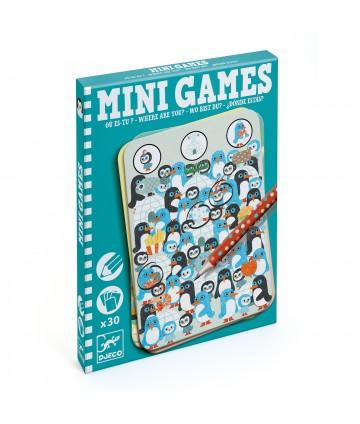 Mini games - Où es-tu ?