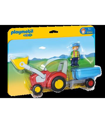 Playmobil 123 - Fermier...
