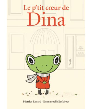 Le p'tit coeur de Dina...