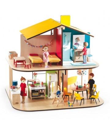 Maison de poupées - Color...