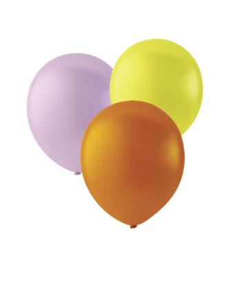 Ballons pastel 31 cm (x 10)