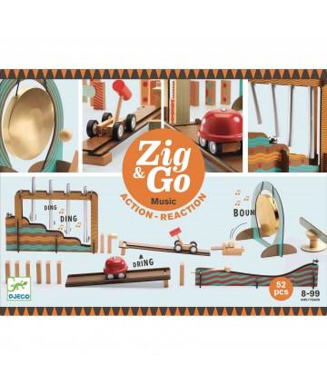 Zig & Go - Musique - 52 pièces