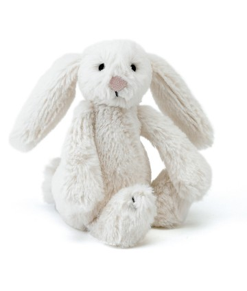 Bashful Cream Bunny baby