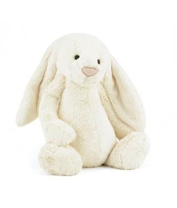 Bashful Bunny Cream huge