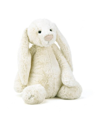 Bashful Bunny Cream large