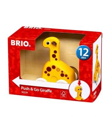 Girafe push and go