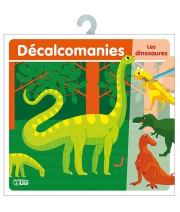 Décalcomanies Les dinosaures