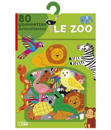 Gommettes le zoo