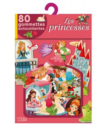 Gommettes les princesses