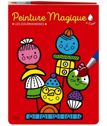 Peinture magique - Les...
