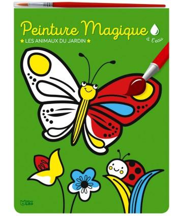 Peinture magique - Animaux...