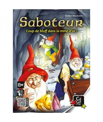 Saboteur (boite métal)