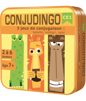 Conjudingo CE1
