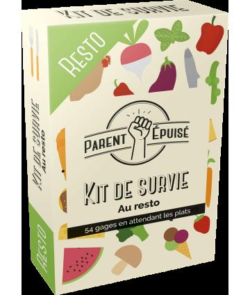 Parent Epuisé : kit de...