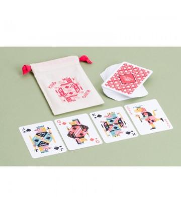 Jeu de cartes classique King