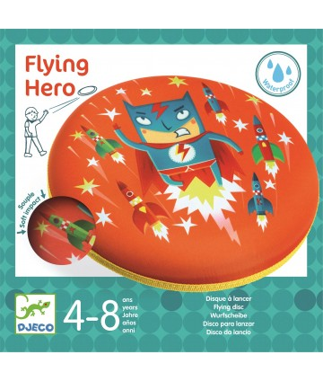 Disque volant Flying hero