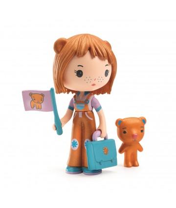 Figurine Tinyly -  Anouk &...
