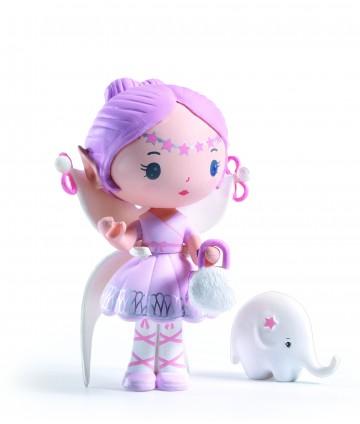 Figurine Tinyly - Elfe &...